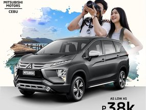 Mitsubishi Xpander GLS With Good Amortization