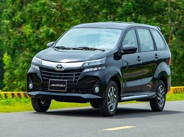 Toyota Avanza exterior