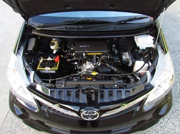 Toyota Avanza engine