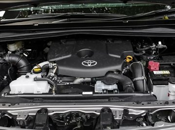 Toyota Innova engine