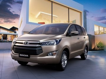 Used Toyota Innova for sale in the Philippines