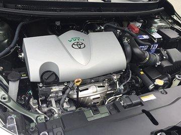 Toyota Vios engine