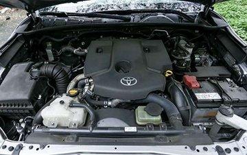 Fortuner engine system