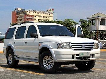 2004 Ford Everest