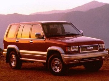 Isuzu Trooper 1996