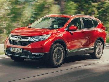 Honda CR-V whole look