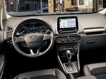 Second hand Ford Ecosport interior