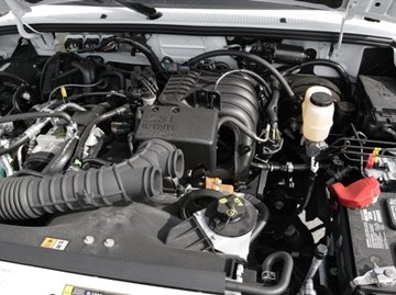 Ford Ranger engine