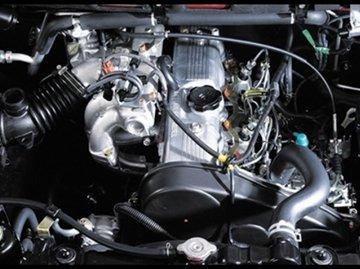 Mitsubishi Adventure engine