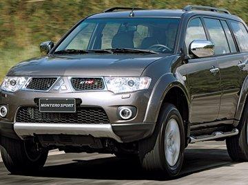 Mitsubishi Montero Sport main