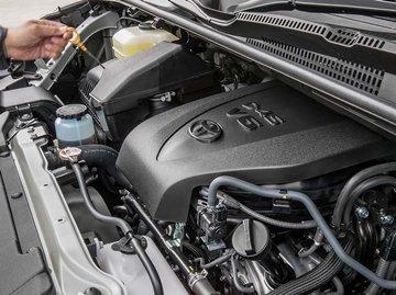 Toyota Hiace engine