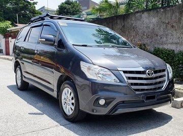 a second hand Toyota Innova