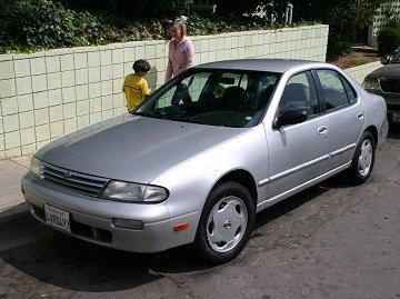 Nissan Altima 1996
