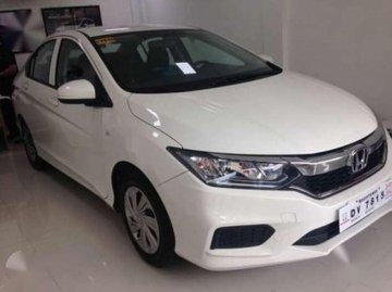 Honda City EVT