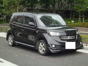 2nd hand black Toyota Bb