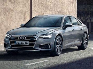 Audi sedan: the A6