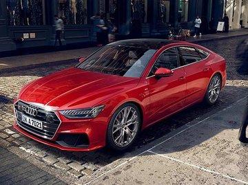 Audi sedan: the A7