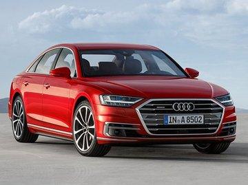 Audi sedan: the A8