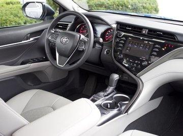 Toyota Camry 2018 Interior