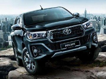 Toyota Hilux 2018 exterior