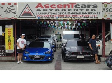 Ascent Cars Center