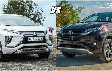 [Auto Brawl 101] Xpander vs Rush: Who takes the crown?