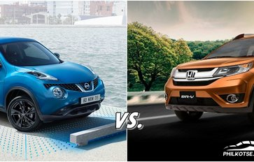 [Auto brawl 101] Nissan Juke vs Honda BRV: Who gains the palm?