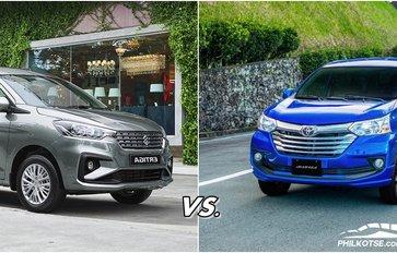 Suzuki Ertiga vs Avanza: What will be your next mini MPV?