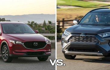 [Auto brawl 101] Mazda CX5 vs Toyota RAV 4: Which to buy?