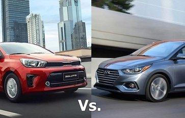 Kia Soluto vs Hyundai Reina: Battle of the Korean subcompact sedans!