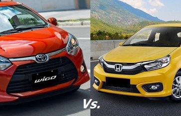 Honda Brio vs Toyota Wigo: Which affordable hatch would you prefer?