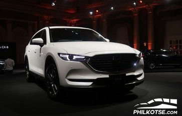 The family friendly Mazda CX-8 2020 is launched in Thailand