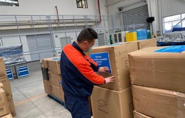 Geely Auto donates 20,000 surgical masks to the Philippines