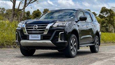 2022 Nissan Terra Review   Philkotse Philippines
