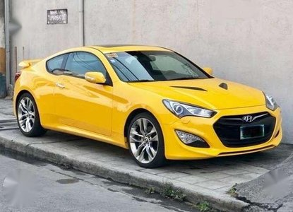 Yellow Hyundai Genesis Coupe Sedan Best Prices For Sale Philippines