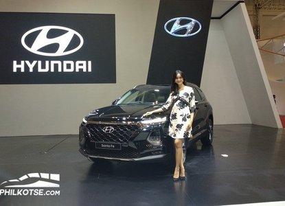 GIIAS 2018: Fourth-gen Hyundai Santa Fe 2019 officially launched in Indonesia