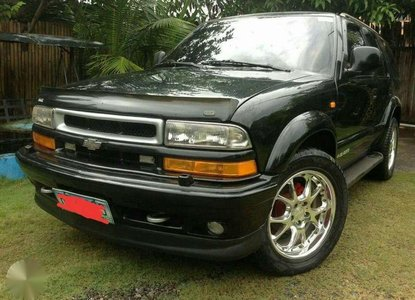 Chevrolet Blazer Price From 250 000 To 500 000 For Sale Philippines