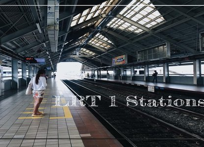 Expat's Guide: LRT 1 Stations in the Philippines