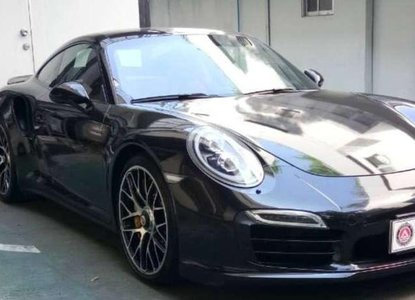 Used Porsche 911 Turbo Automatic Transmission Convertible