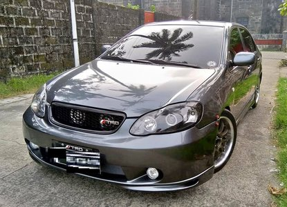 Cheapest Toyota Vios 2002 For Sale New Used Philippines