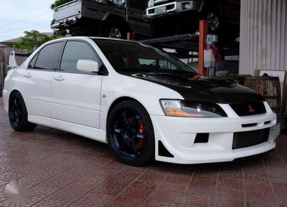 Cheapest Mitsubishi Lancer Evolution 2001 For Sale New Used Philippines