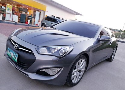 Grey Hyundai Genesis Coupe Manual Transmission Best Prices For Sale Philippines