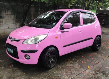 Used Pink Hyundai I10 Best Prices For Sale Philippines