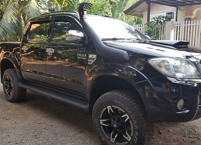 Toyota Hilux Price Less Than 250 000 For Sale In Davao City