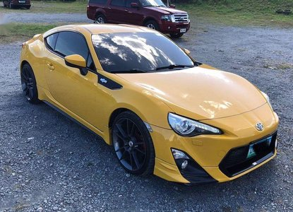Yellow Toyota 86 Best Prices For Sale Philippines