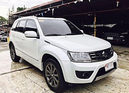 White Suzuki Grand Vitara best prices for sale - Philippines