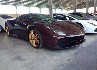 Used Ferrari 488 Gtb for Sale Low Price , Philippines