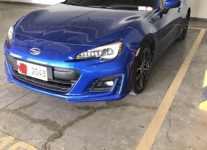 Used Brz For Sale >> Used Subaru Brz 2017 For Sale Low Price Philippines