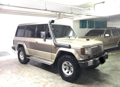 Cheapest Mitsubishi Pajero 1990 For Sale New Used In Jan 2021