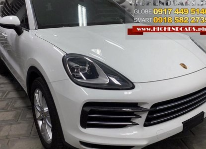 Used Porsche Cayenne for Sale Low Price , Philippines
